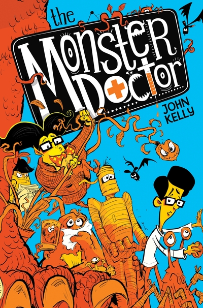 Monster Doctor by