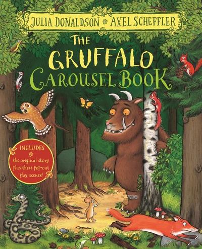 The Gruffalo Carousel Book by Julia Donaldson