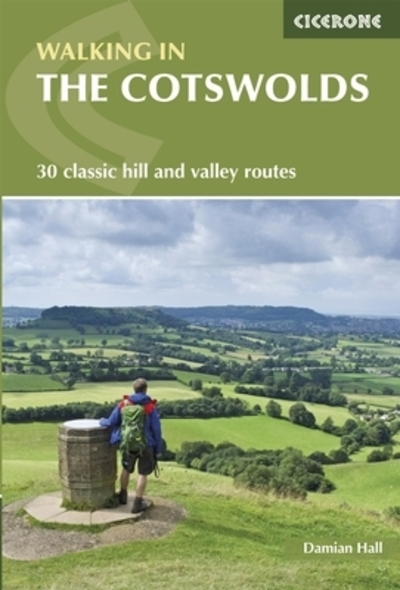 Walking in the Cotswolds by Damian Hall