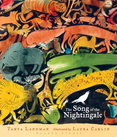 The Song of the Nightingale by Tanya Landman