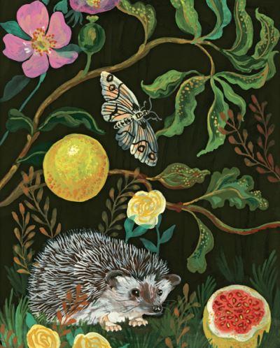 Nathalie Lete: In the Dark Garden 500-Piece Puzzle by Nathalie Lete