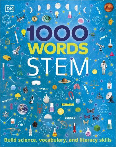 1000 Words: STEM by  DK
