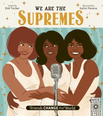 We Are The Supremes by Zoe Tucker