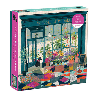 Wonder & Bloom 500 Piece Puzzle by