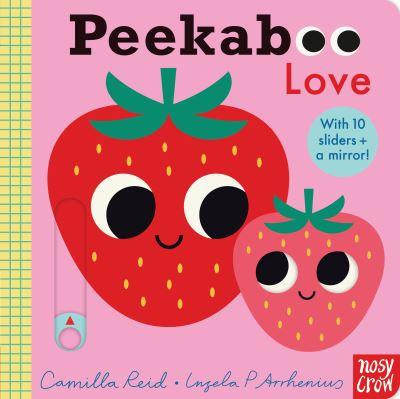 Peekaboo Love by Camilla Reid