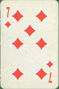Seven of Diamonds