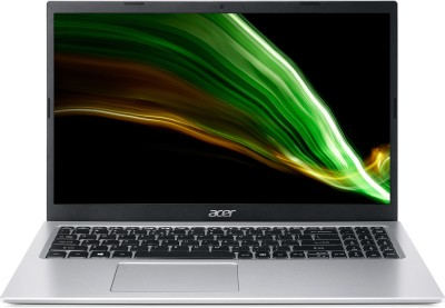 Acer Aspire 3 Intel Core i3-10th Gen 15.6 - inch (39.62 cms) 1920 x 1080 Thin and Light Laptop (4GB Ram/1TB HDD/Window 10/Integrated Graphics/Shale Black/1.9 kgs), A315-56