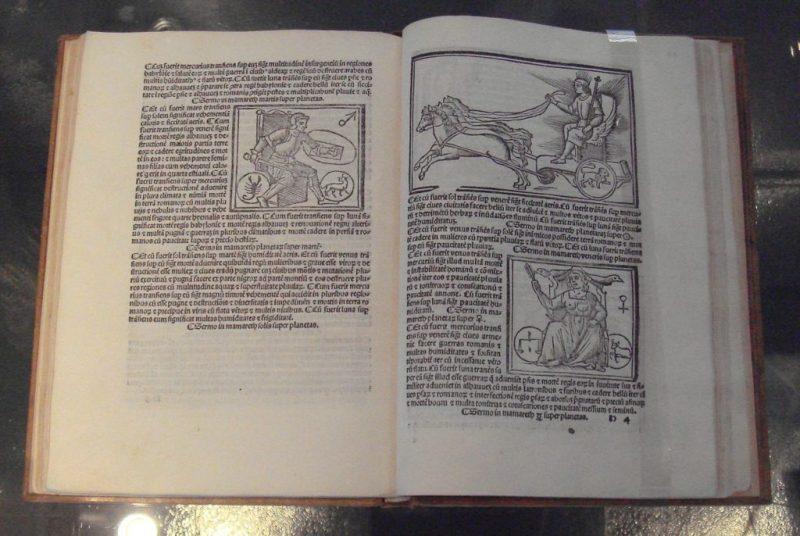 16th Century Latin Text of a Work by Abu Ma'Shar