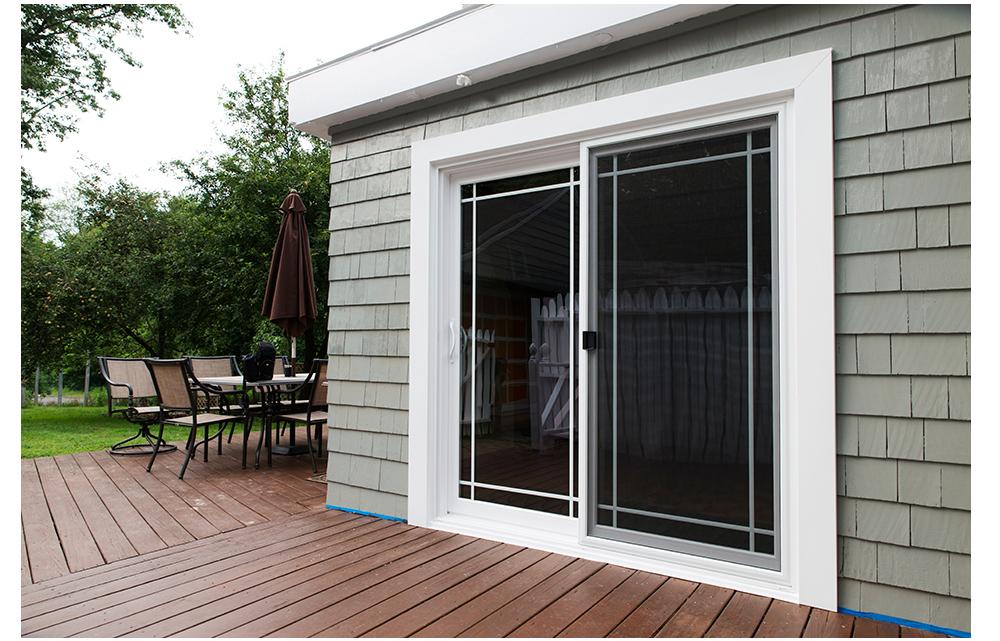 sliding patio door company ct