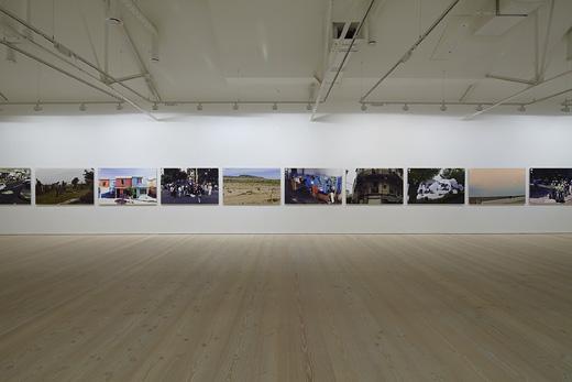 Jon Rafman Saatchi Installation 2