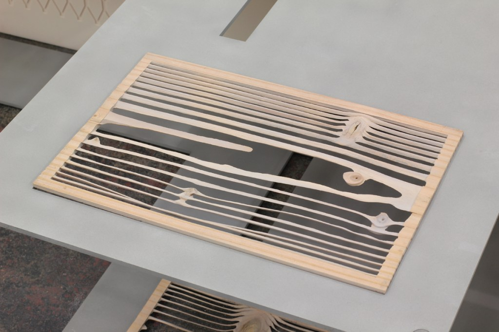 Erlanger TANSTAAFL Wood grill