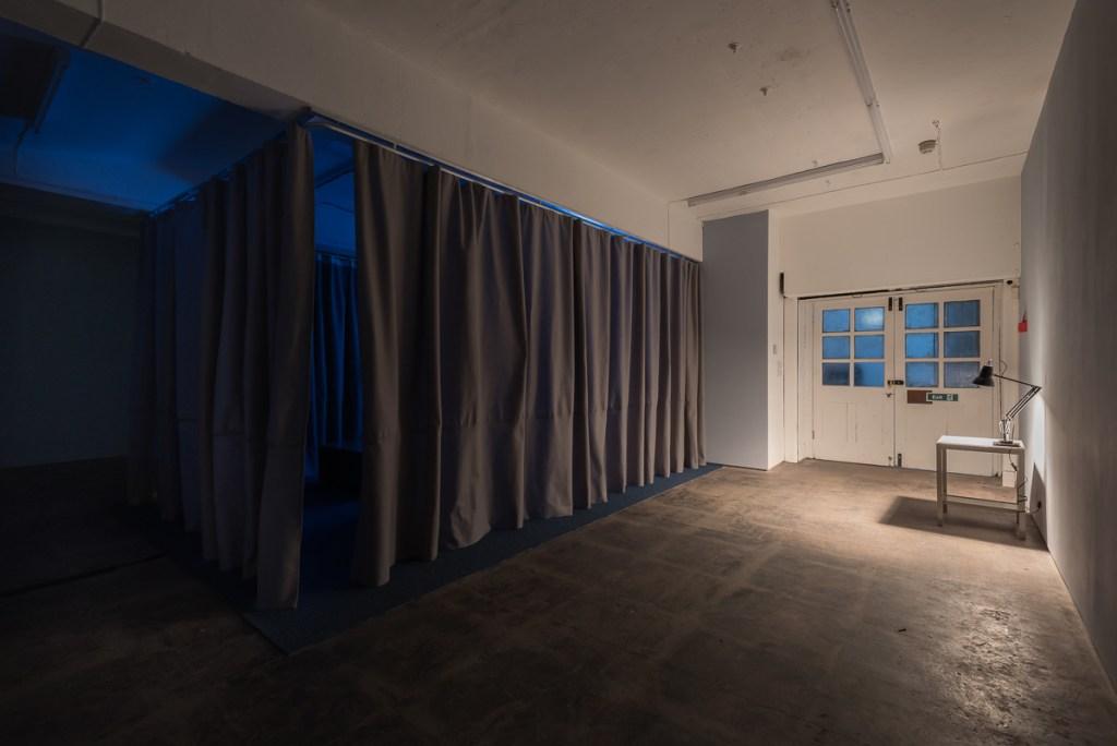 Marianna Simnett, Valves Collapse, Installation View