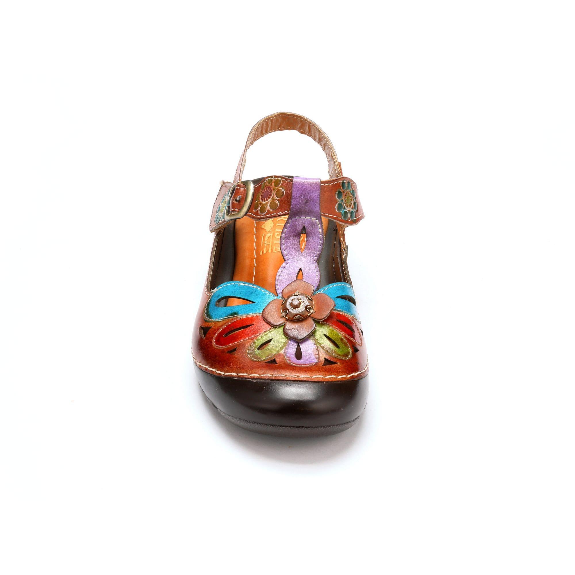 Bottlebrush Shoe By Spring Footwear Seventh Avenue