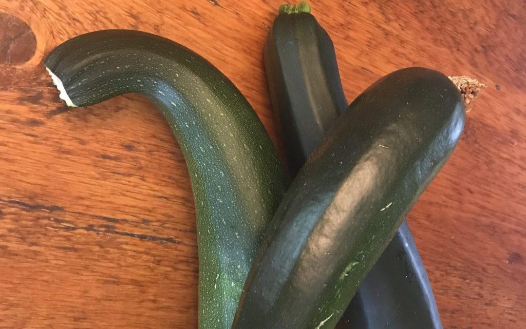 Oh Zucchini