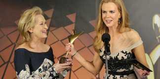 Meryl Streep y Nicole Kidman