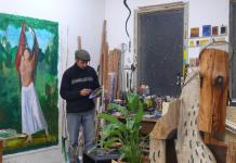 """El arte """"contradictorio"""" de crear durante la cuarentena"""