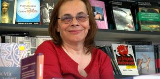 En la imagen la escritora uruguaya Cristina Peri Rossi. EFE/Kiko Huesca/Archivo