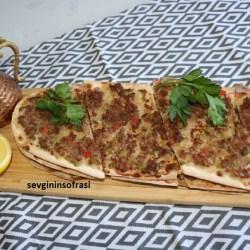 Konya Usulü Etli Ekmek & Peynirli Pide