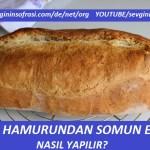 Pizza Hamurundan Somun Ekmek Tarifi