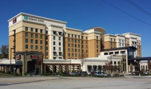 Embassy Suites in Chattanooga