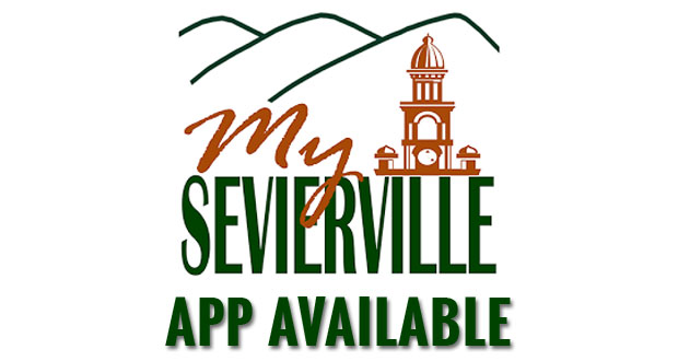 Citizens can communicate with the City of Sevierville utilizing new app.