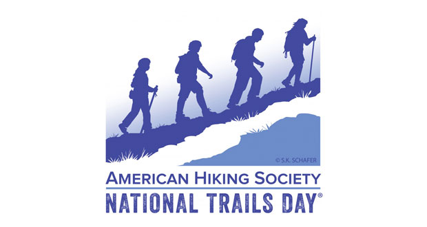 Find an American Hiking Society's National Trails Day® event near you.