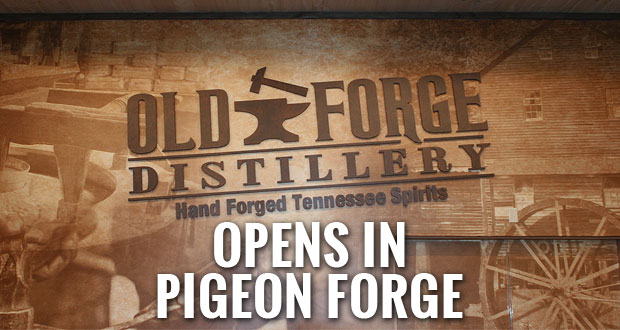 Stop by and sample some moonshine at the Old Forge Distillery
