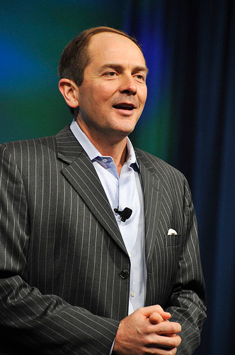 Chip Eichelberger, motivational speaker and former Tony Robbins international point man.