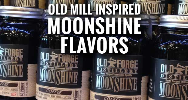 Old Forge Distillery releases new flavors.