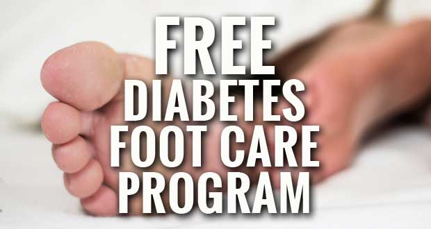 Free Diabetes Foot Care Program in Sevierville