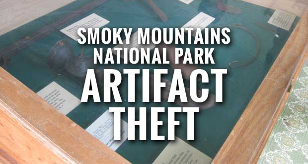 Great Smoky Mountains National Park Offers Reward for Cataloochee Artifact Theft Information
