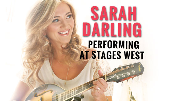 Sarah Darling Performing at Stages West in Pigeon Forge