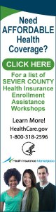 Health Insurance Marketplace Workshops in Sevier County