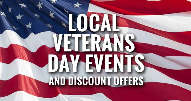 Veterans Day Events in Pigeon Forge, Gatlinburg and Sevierville