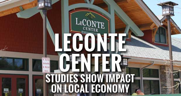 Leconte Center at Pigeon Forge Celebrates Successful First Year