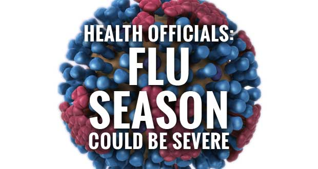 Health Officials Warn Flu Season Could Be Severe - Not Too Late to Get Your Flu Shot