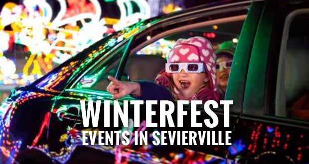 Five ways to brighten up the holidays during Winterfest in Sevierville