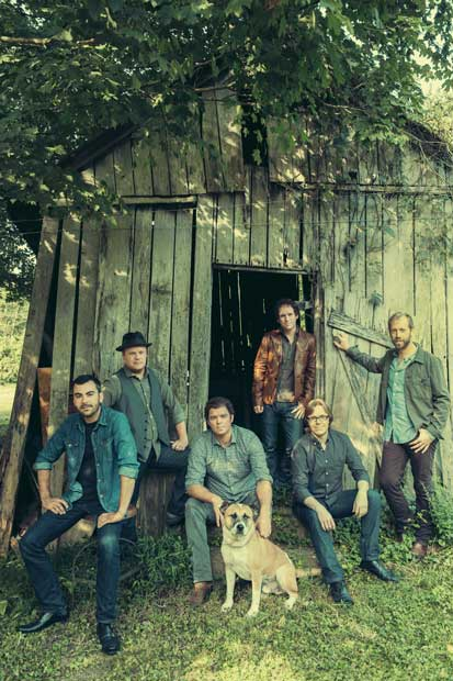 Steep Canyon Rangers to headline Sevierville Bloomin' Barbeque & Bluegrass Festival