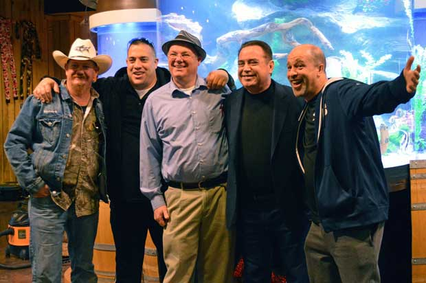 "Hatfield and McCoy Dinner Show featured on Animal Planet ""Tanked"" TV Series"