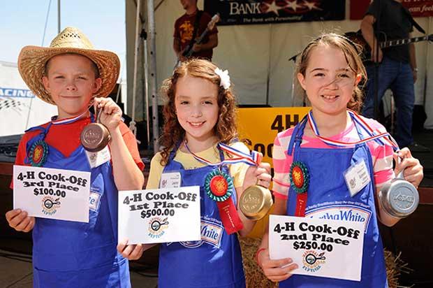 National Cornbread Festival 2014 4-H Cornbread Cook-Off Winners