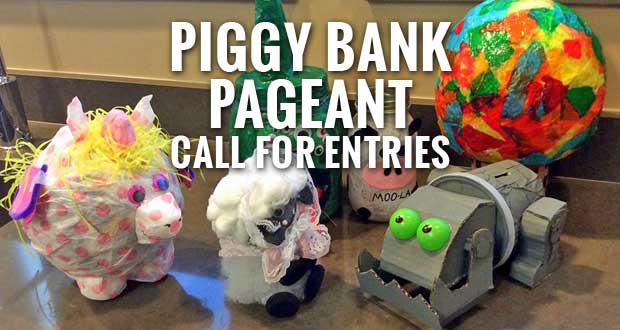 Piggy Bank Pageant Teaches Kids the Importance of Saving