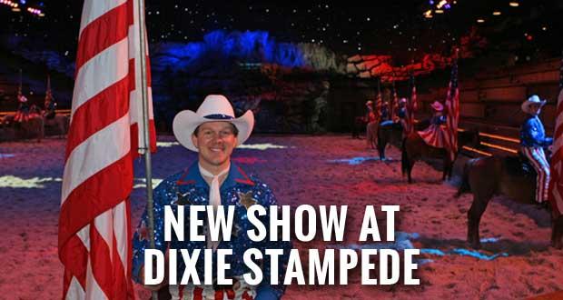 Dolly Parton's Dixie Stampede 2015 Season Opens