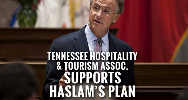 Tennessee Hospitality & Tourism Association Votes to Support Insure Tennessee