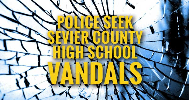 Sevierville Police Investigating Vandalism at Sevier County High School
