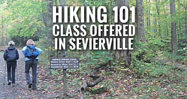 Covenant Health Fitness Expert Presents Hiking 101