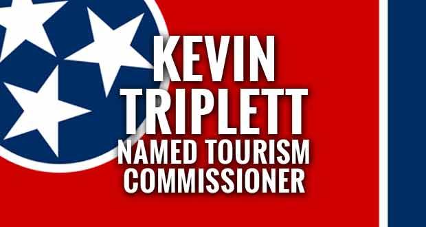 Haslam Names Kevin Triplett New Commissioner of Tourism Development
