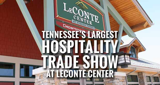 Sevier County Hospitality Alliance (SCHA) will host the largest and most attended hospitality and tourism trade show in Tennessee