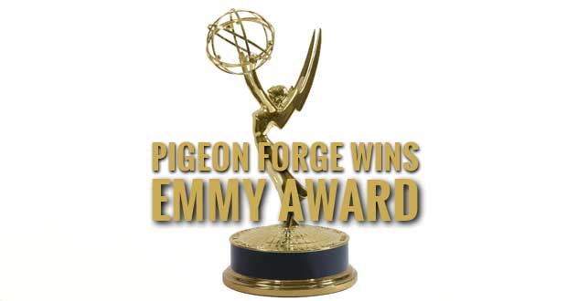 Pigeon Forge Earns Fifth Emmy Award for Family-Focused Commercial