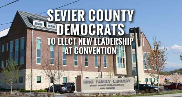 Sevier County Democratic Party to Elect New Leaders at Reorganization Convention