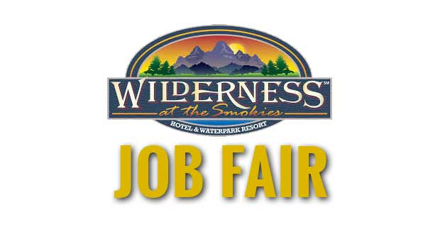 Wilderness at the Smokies to Hold Job Fair